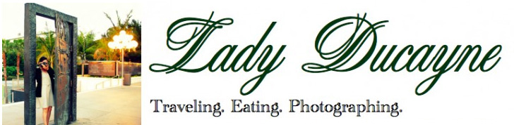 SCV Eats with Lady Ducayne Home Page